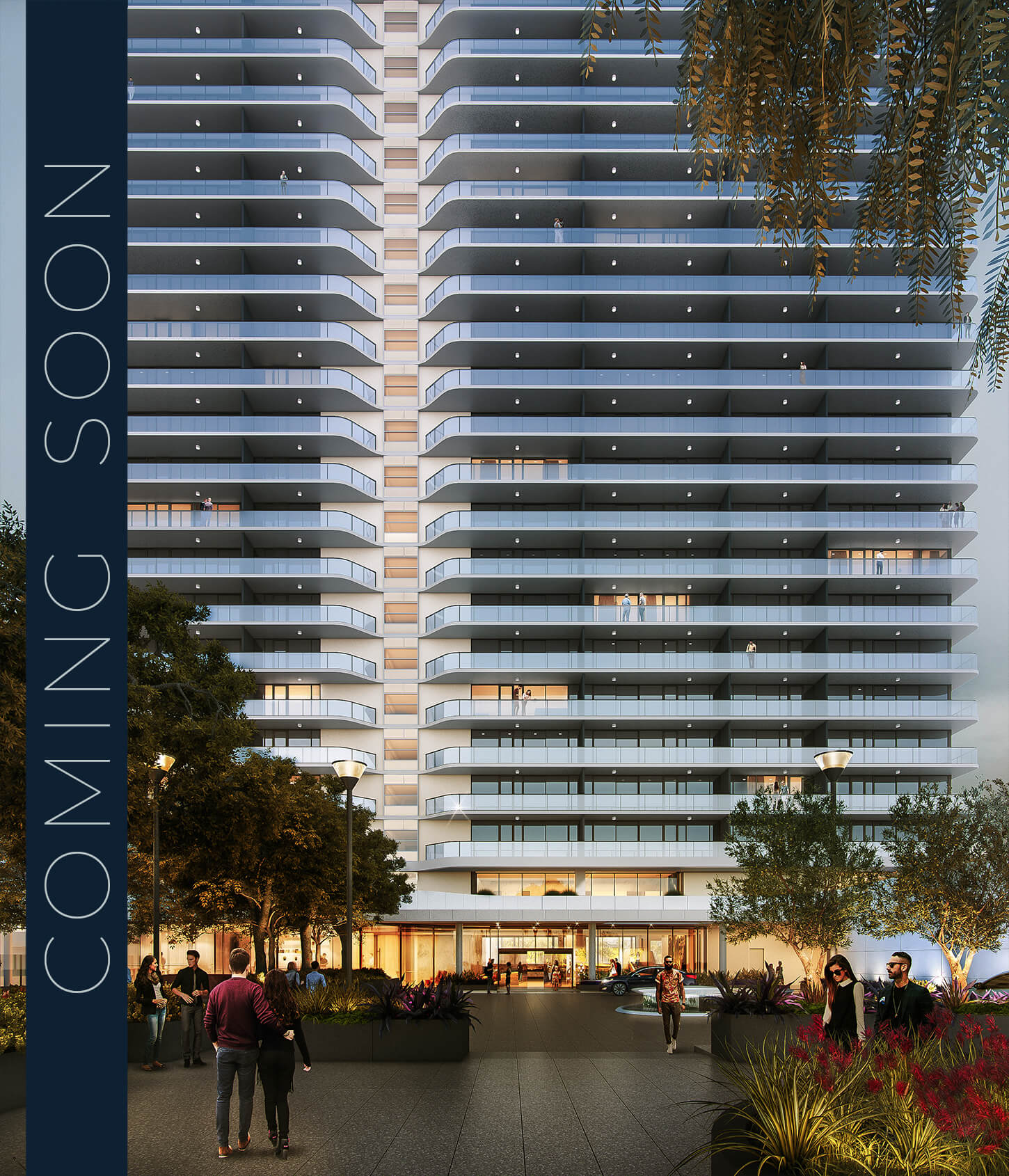 Coming Soon The Landmark Apartments